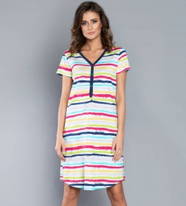 8549ddfd3fef50 Italian fashion - piżamy, koszule nocne, szlafroki - MissiSleepy