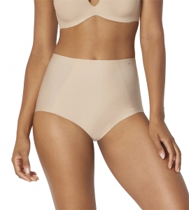 Triumph Medium Shaping Series Highwaist Panty beżowe