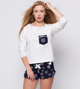 90dd4e2d3bf2b6 Sensis - piżamy damskie na MissiSleepy.pl