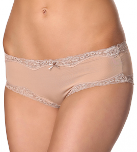 Majtki damskie Triumph Brief Micro and Lace Hipster