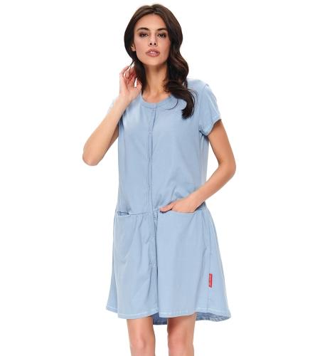 6656f8afdf41f3 Koszula nocna Doctor Nap TCB.9445 FLOW MissiSleepy.pl