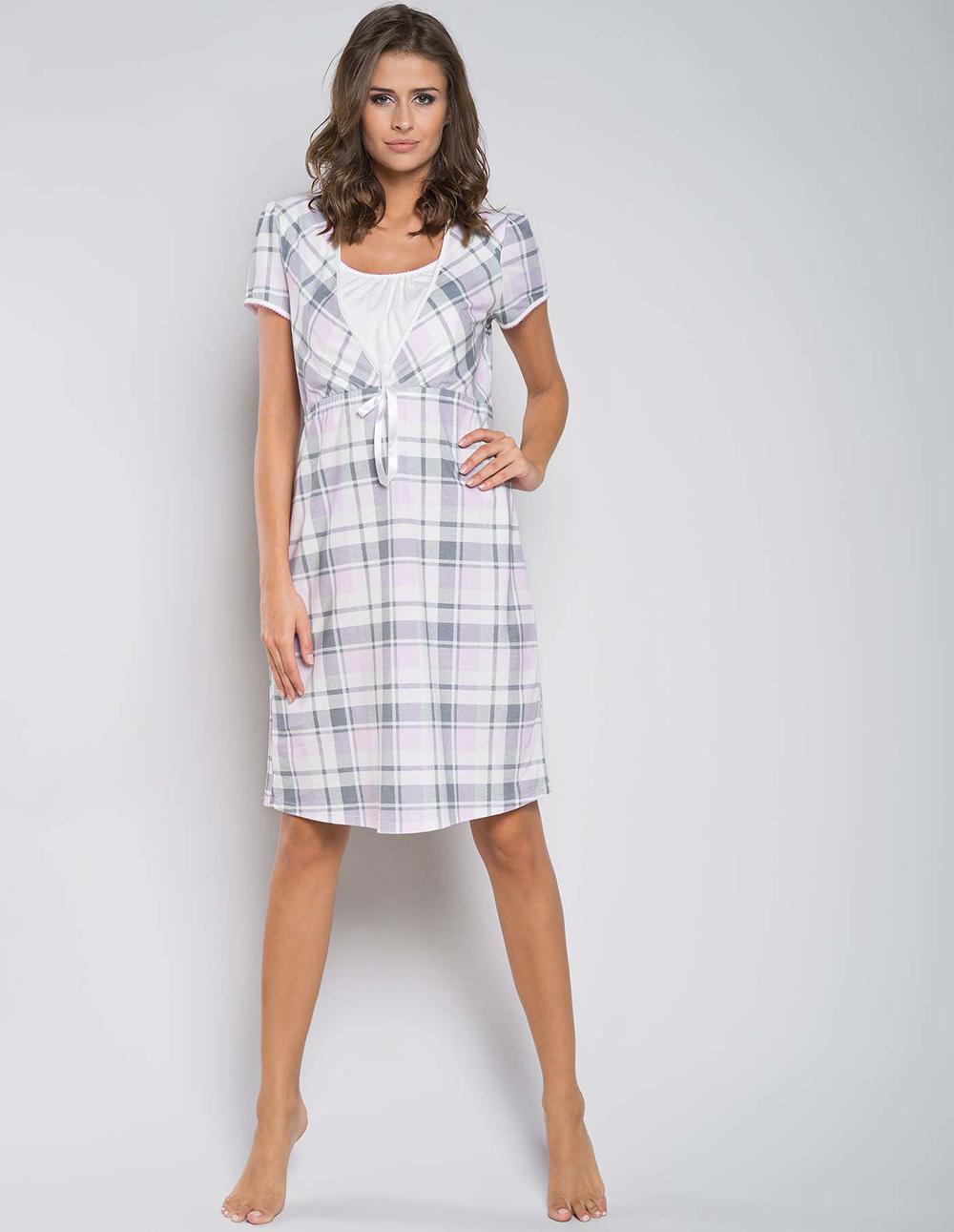 0e9c375aad4f1e Koszula nocna Italian Fashion HANA kr.ręk. kratka. Koszula ciążowa. Koszula  ciążowa · Koszula ciążowa · Koszula ciążowa ...