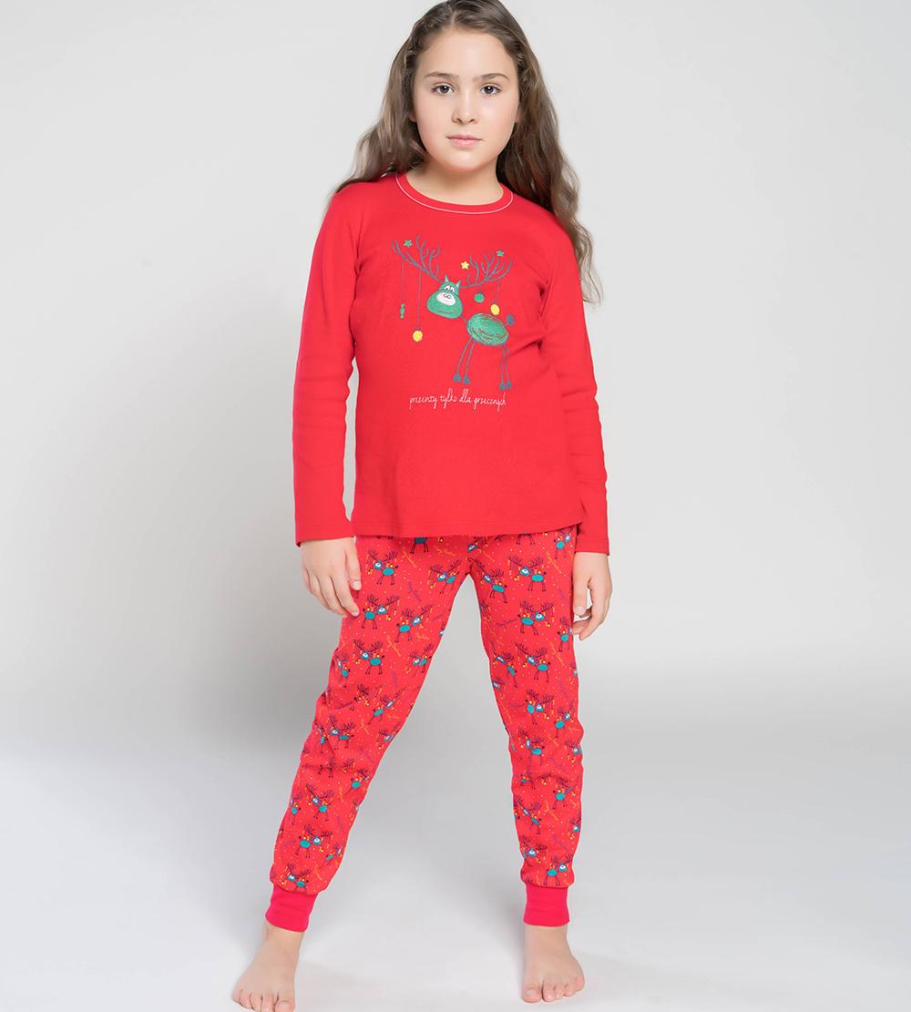 268ec1e40c1d78 Świąteczna piżama dla dziewczynki · Świąteczna piżama dla dziewczynki ...